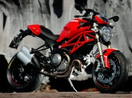 Мотоцикл Ducati Monster 1100 EVO 2012