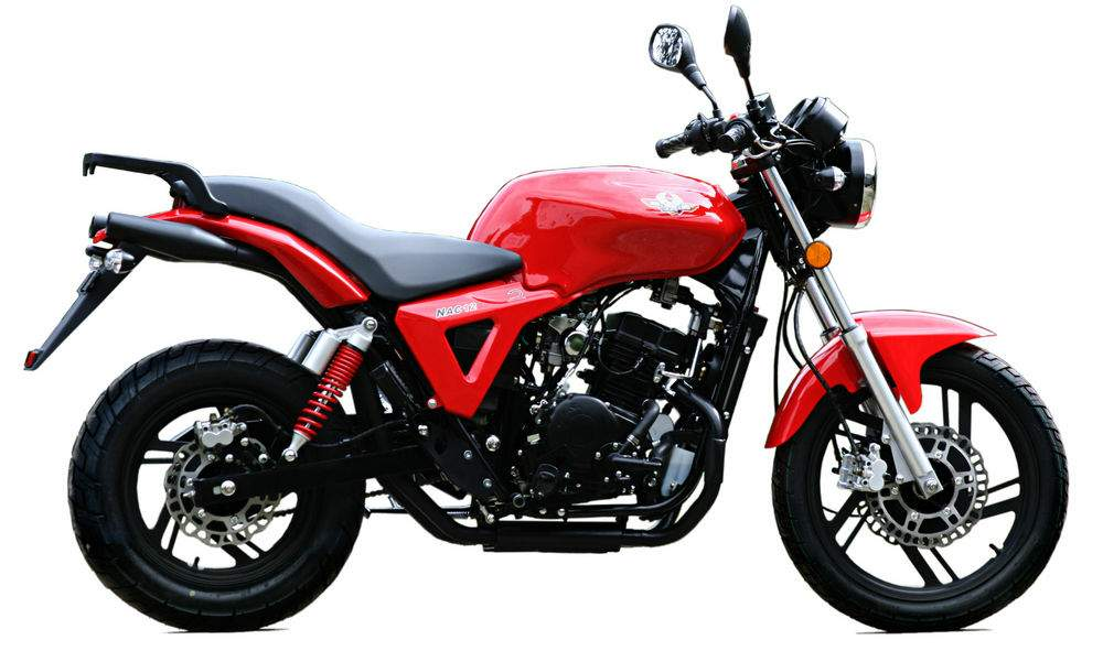 Мотоцикл AJS NAC12 2012