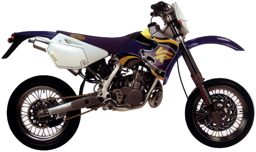 Мотоцикл Alfer VR 2000 Supermotard 2003