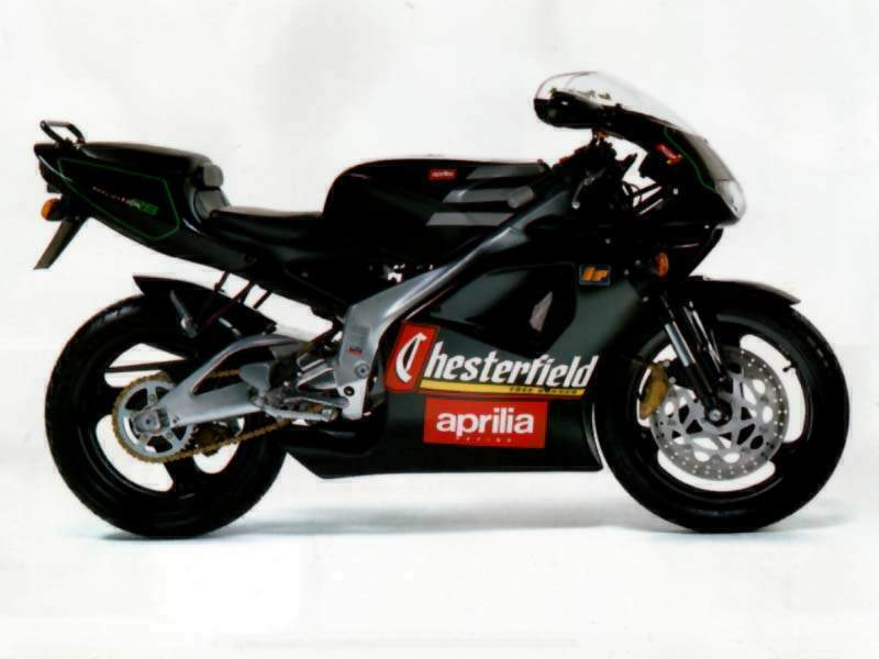 Мотоцикл Aprilia RS 125 Extrema Sports Pro Chesterfield Replica 1996
