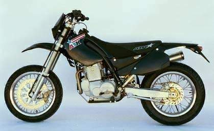 Мотоцикл ATK 600 Dirt Track Motard 2003