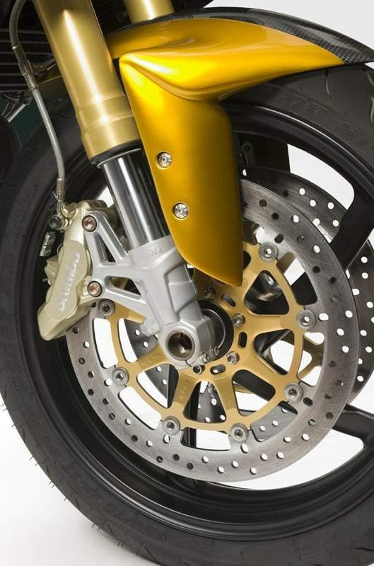 Мотоцикл Benelli TNT 899 Century Racers Limited Edition