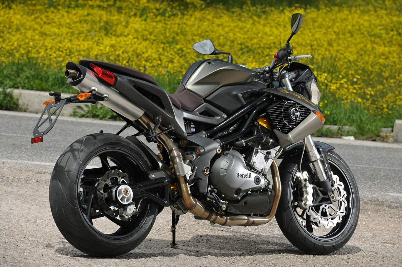 Мотоцикл Benelli TNT 899 Sport 2010 Фото, Характеристики