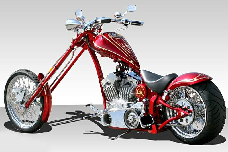 Мотоцикл Big Bear Merc Softail 2007
