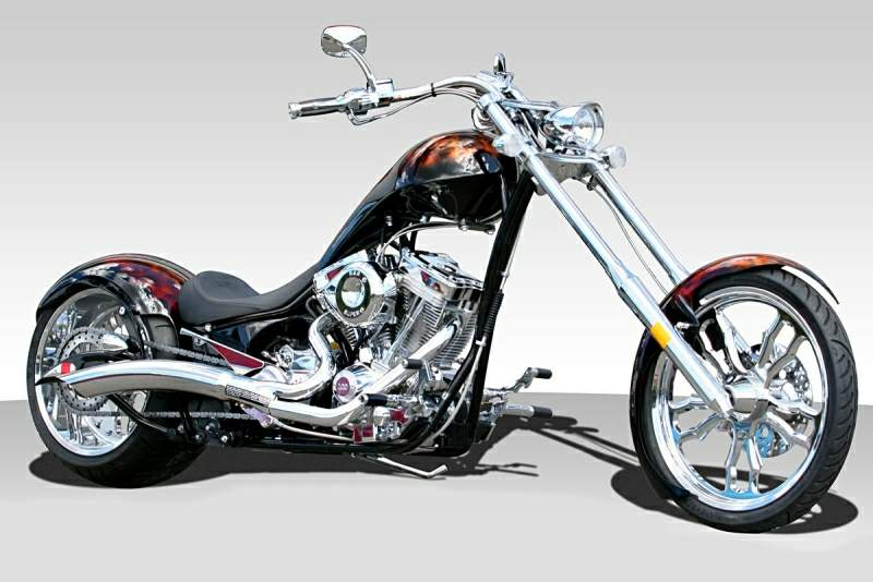 Мотоцикл Big Bear Sled Chopper 2007