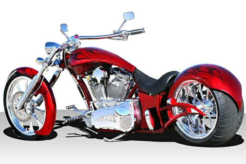 Мотоцикл Big Bear Sled ProStreet 2007