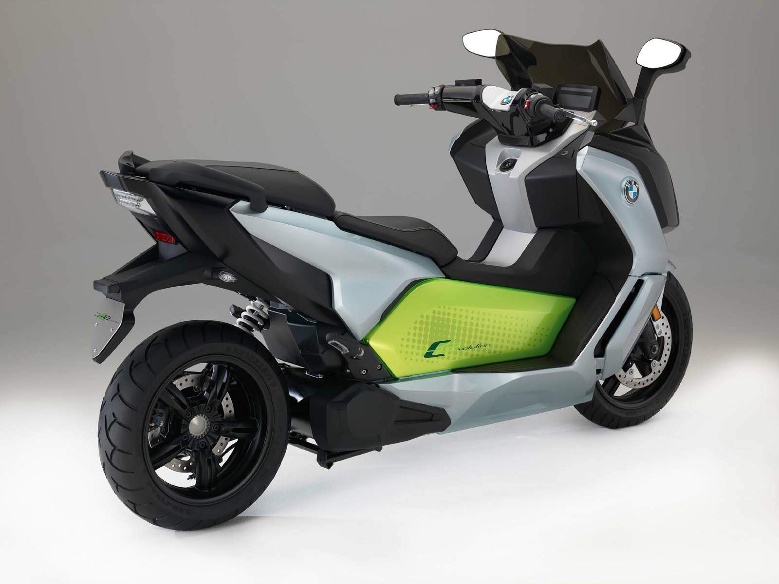 Мотоцикл BMW C Evolution 2017