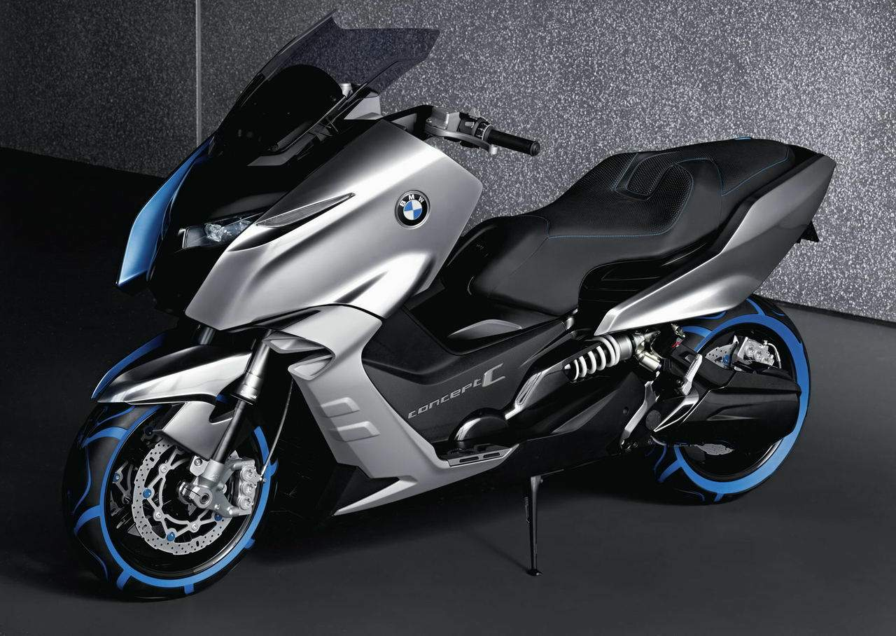 Мотоцикл BMW C Scooter Concept 2011
