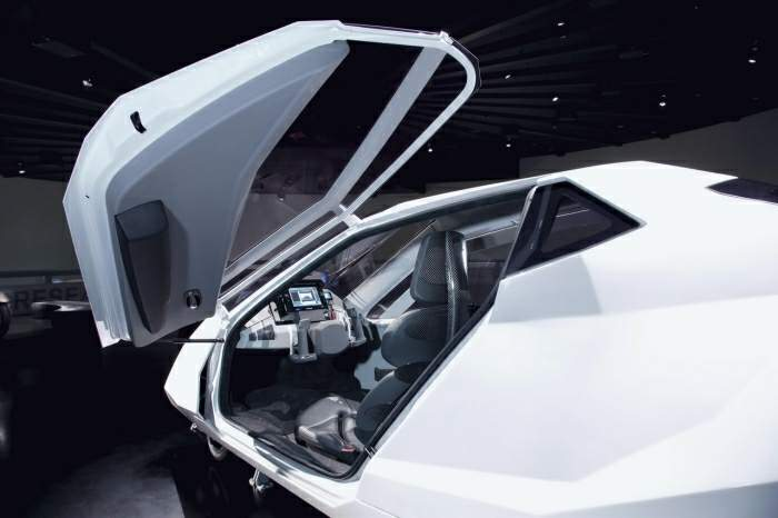 Мотоцикл BMW Concept Clever & Simple 2010