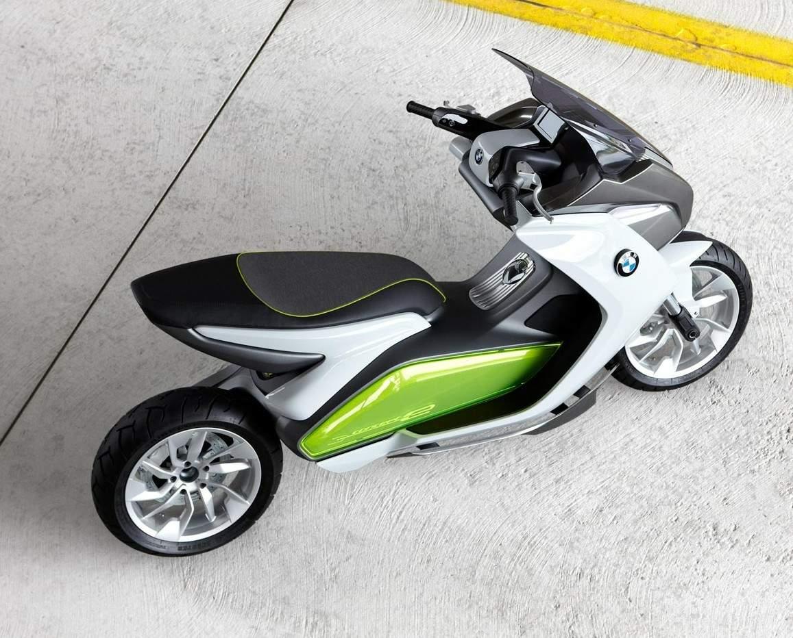 Дизайн скутеров