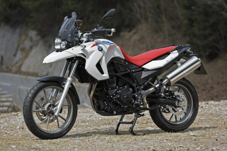 Мотоцикл BMW F 650GS 30th Anniversary Special 2010