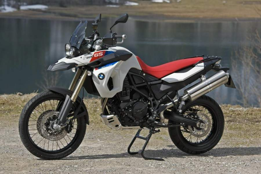 Мотоцикл BMW F 800GS 30th Anniversary Special 2010