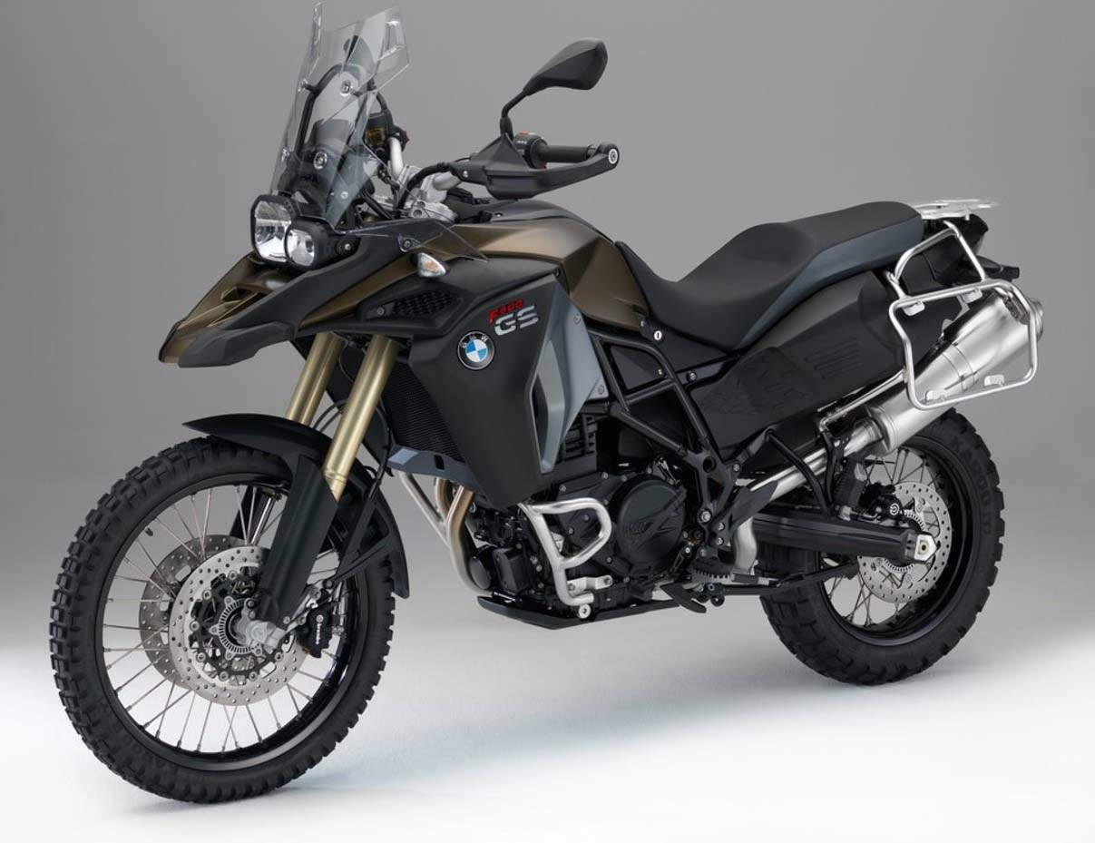 Мотоцикл BMW F 800GS Adventure 2015