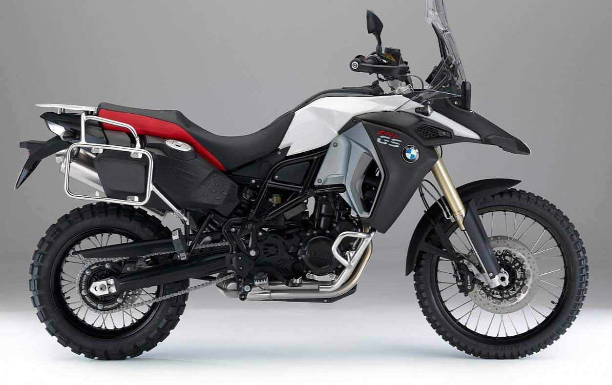 Мотоцикл BMW F 800GS Adventure 2016