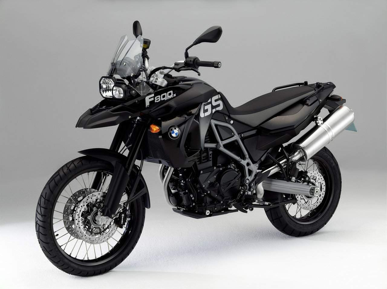 Мотоцикл BMW F 800GS Triple Black 2012