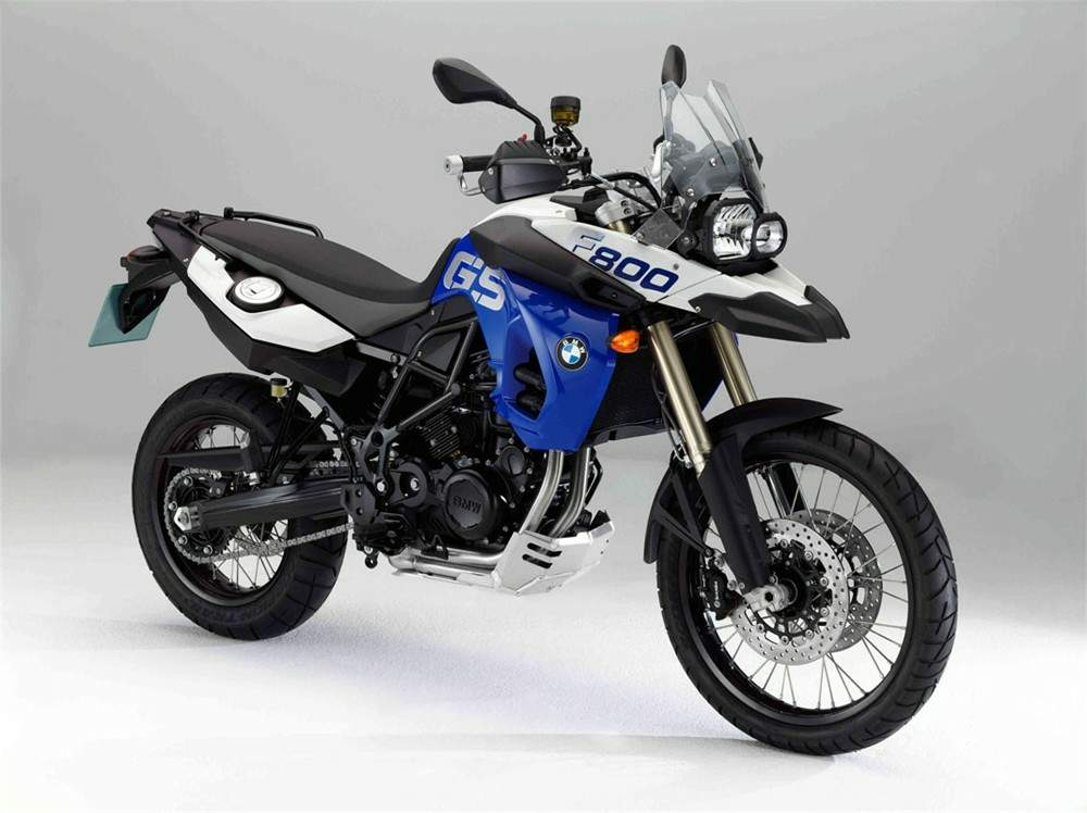 Мотоцикл BMW F 800GS Trophy 2012