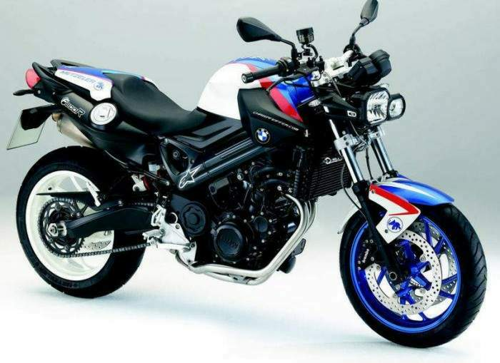 Мотоцикл BMW F 800R Chris Pfeiffer Edition 2009