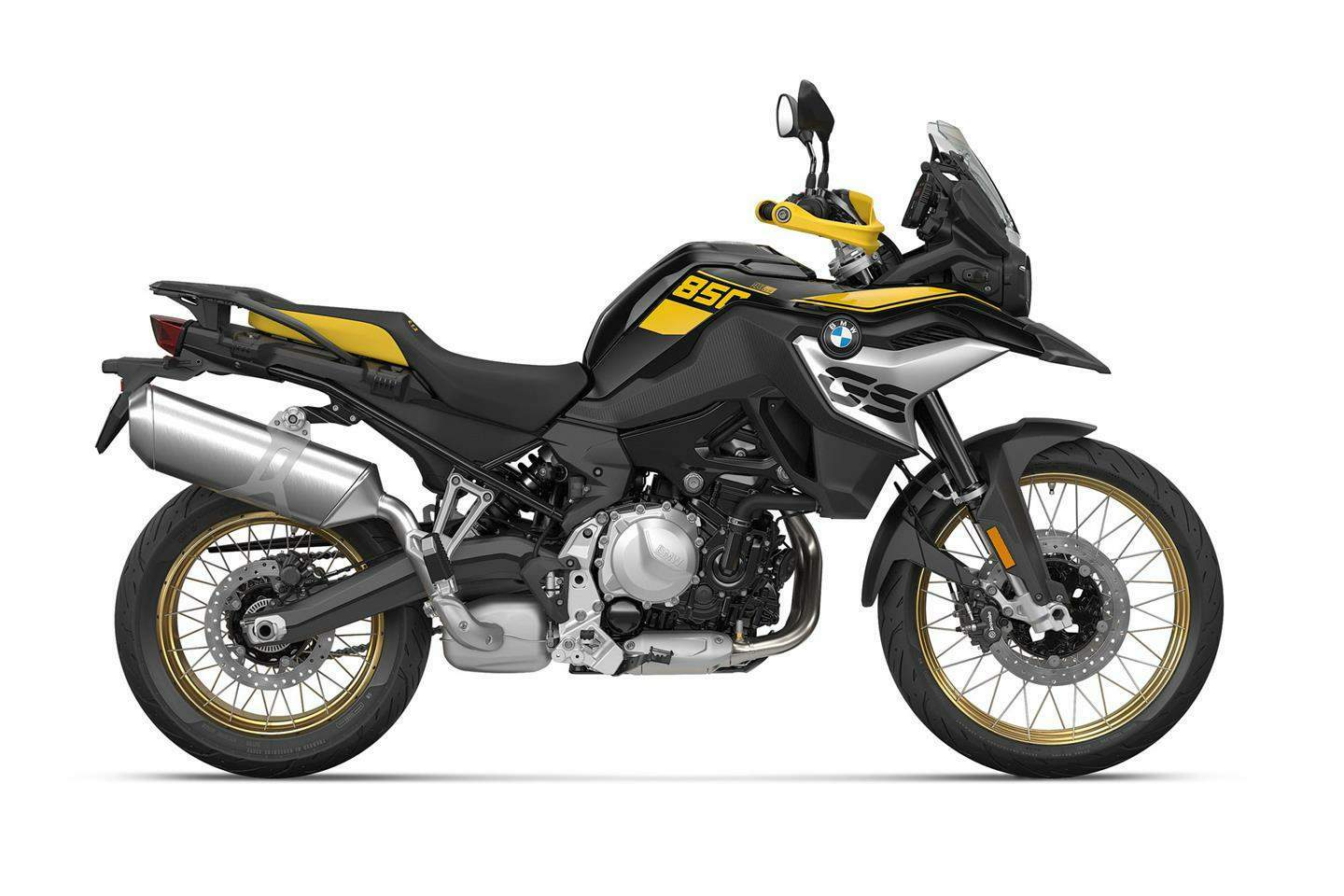 Мотоцикл BMW F 850GS 40 Years Edition 2021