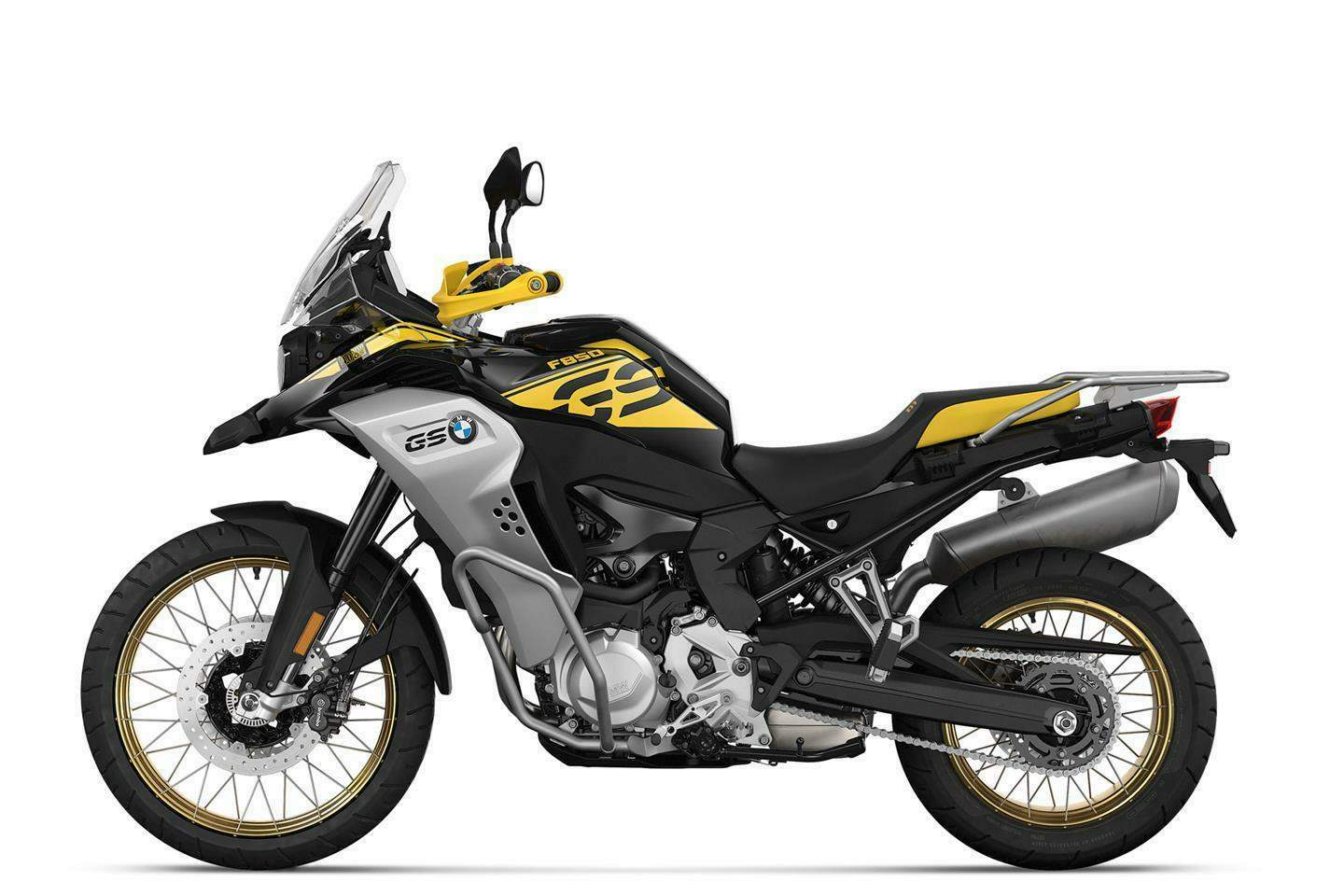 Мотоцикл BMW F 850GS Adventure 40 Years Edition 2021
