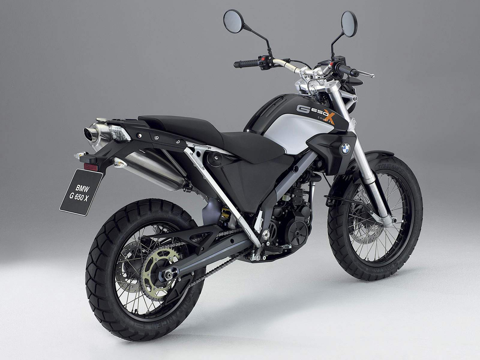 Мотоцикл BMW G 650 X Country 2007