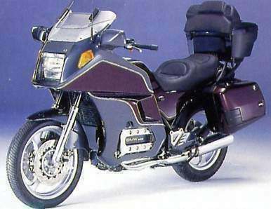 Мотоцикл BMW K 1100LT Highline 1996