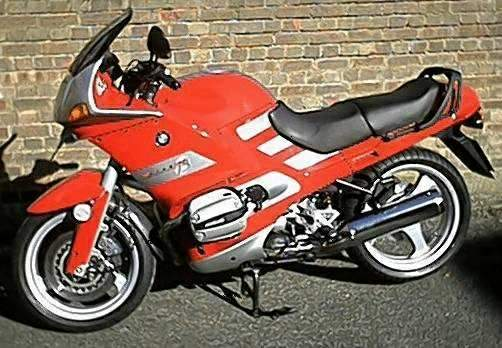 Мотоцикл BMW R 1100RS 75th Anniversary 1998