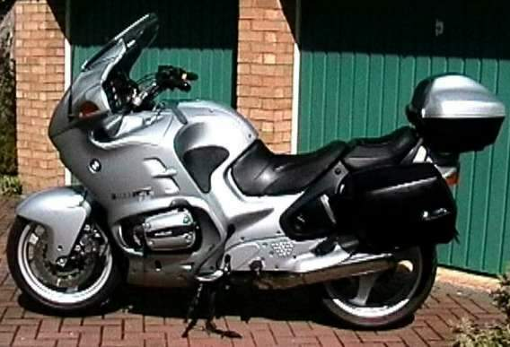 Мотоцикл BMW R 1100RT 75th Anniversary 1998