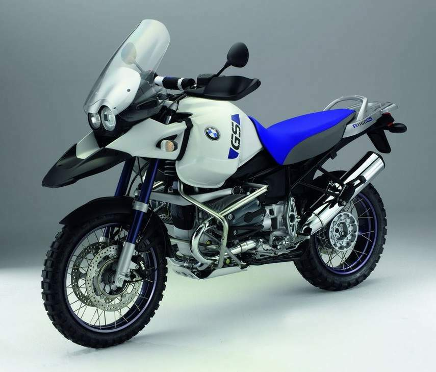 Мотоцикл BMW R 1150GS Adventure Special Edition 2005