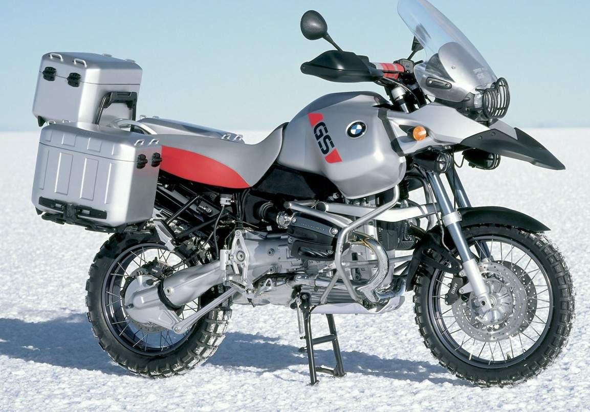 Мотоцикл BMW R 1150GS Adventure 2003