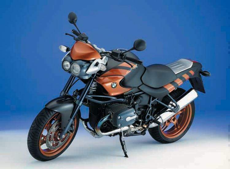 Мотоцикл BMW R 1150R Roadster Edition 80 2003