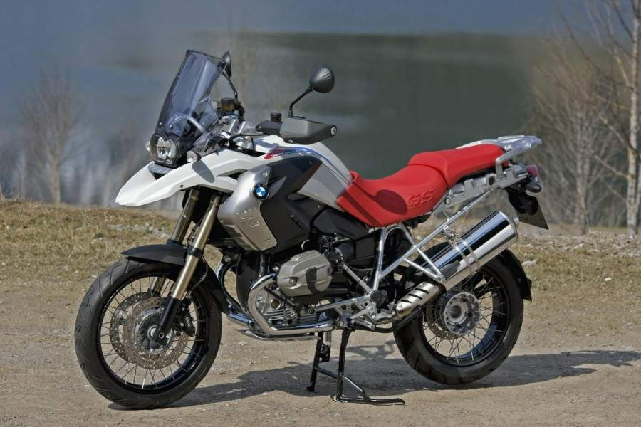 Мотоцикл BMW R 1200GS 30th Anniversary Special 2010