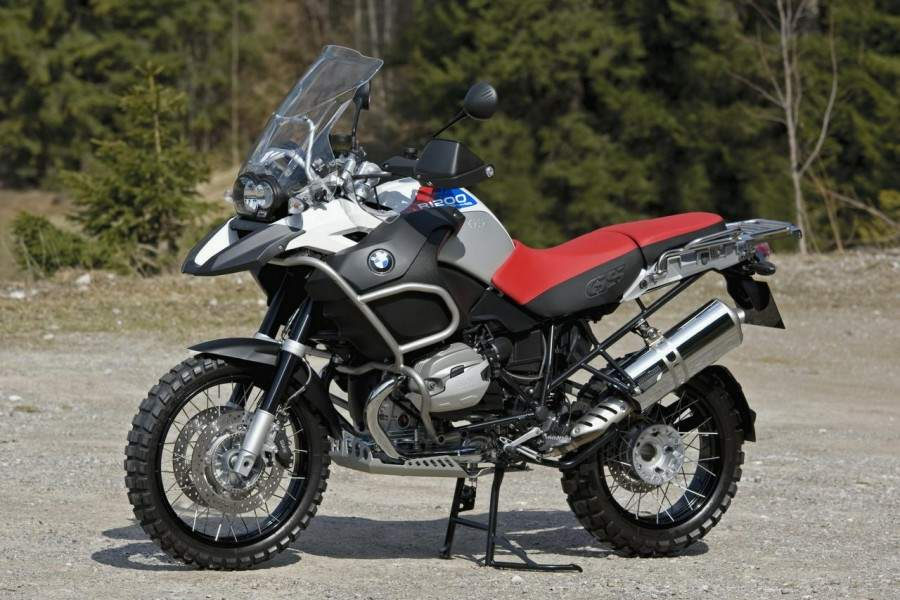 Мотоцикл BMW R 1200GS Adventure 30th Anniversary Special 2010
