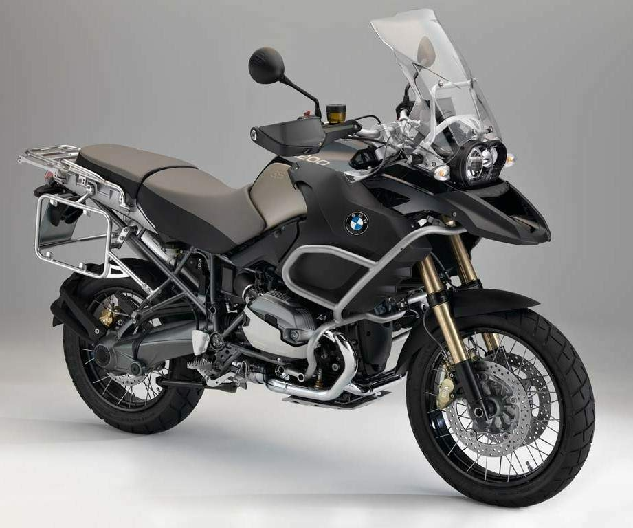 Мотоцикл BMW R 1200GS Adventure 90th Anniversary Special 2013