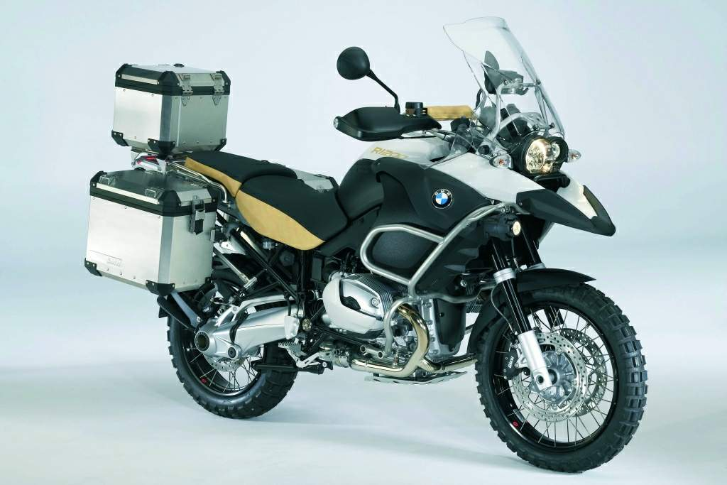 Мотоцикл BMW R 1200GS Adventure  Heroes Legend Edition 2007