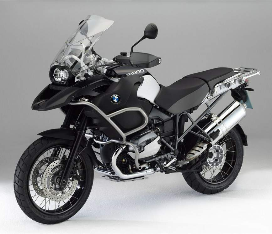 Мотоцикл BMW R 1200GS Adventure Triple Black 2011