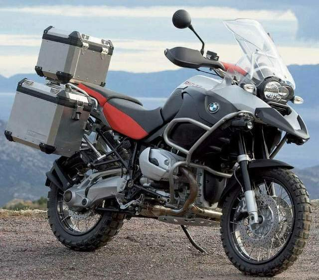Мотоцикл BMW R 1200GS Adventure 2007