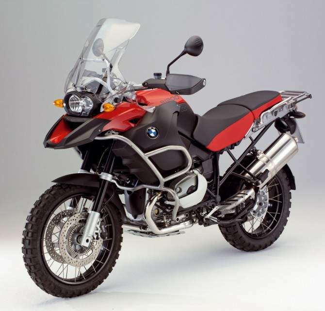 Мотоцикл BMW R 1200GS Adventure 2008