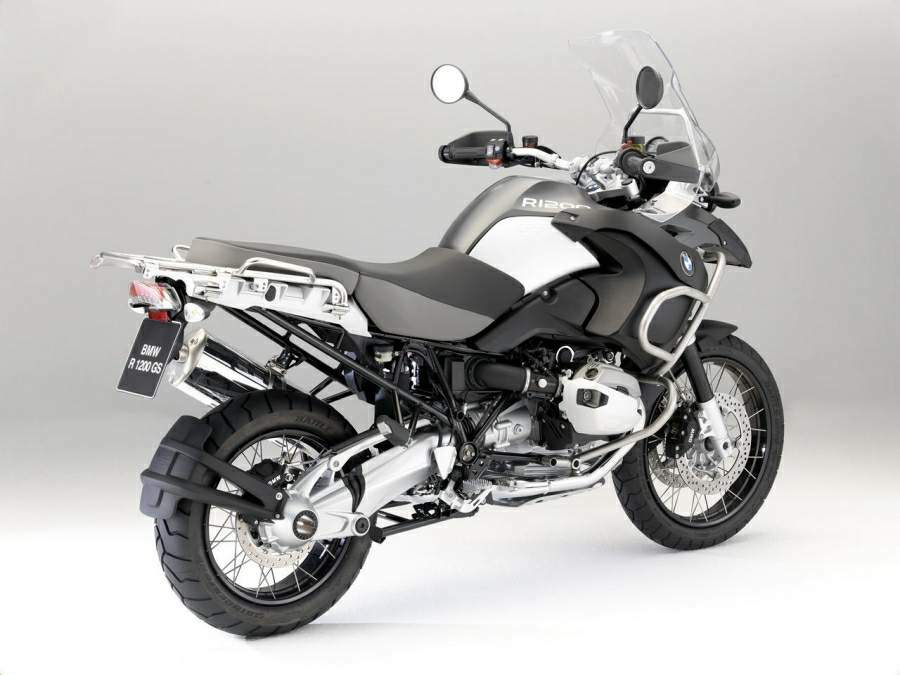 Мотоцикл BMW R 1200GS Adventure 2010