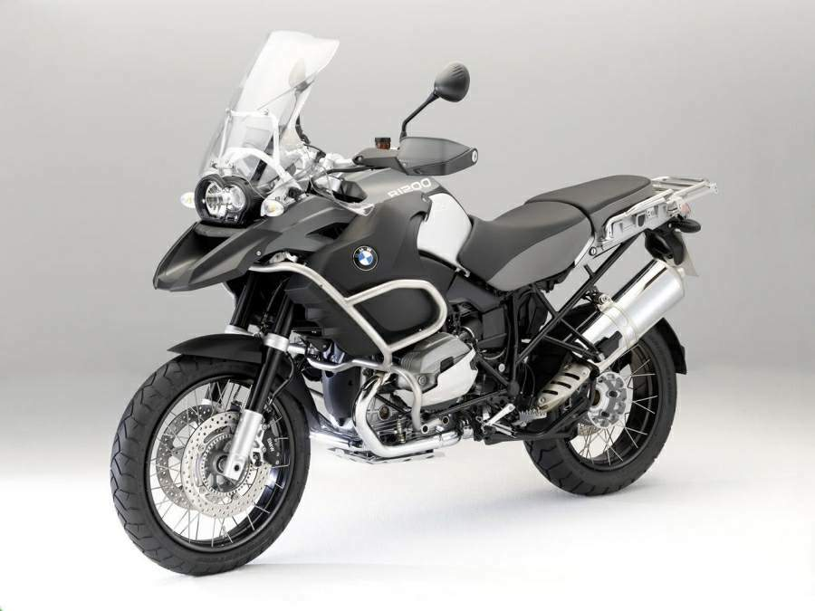 Мотоцикл BMW R 1200GS Adventure 2011