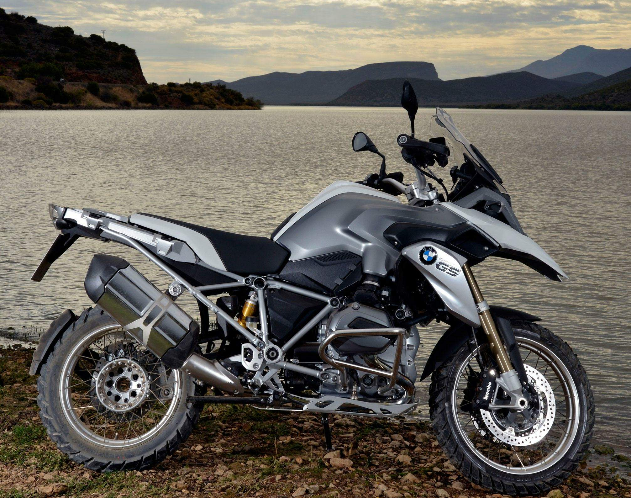 Мотоцикл BMW R 1200GS Adventure 2013