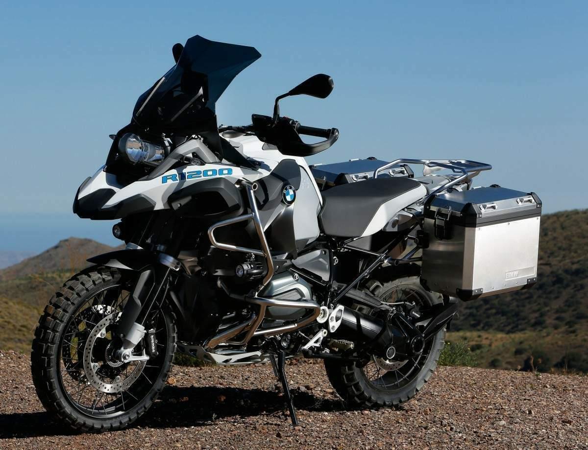 Мотоцикл бмв 1200 gs фото