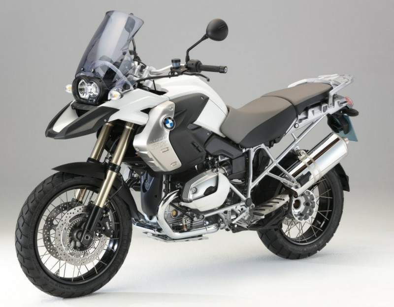 Мотоцикл BMW R 1200GS Alpine White Special Version 2009