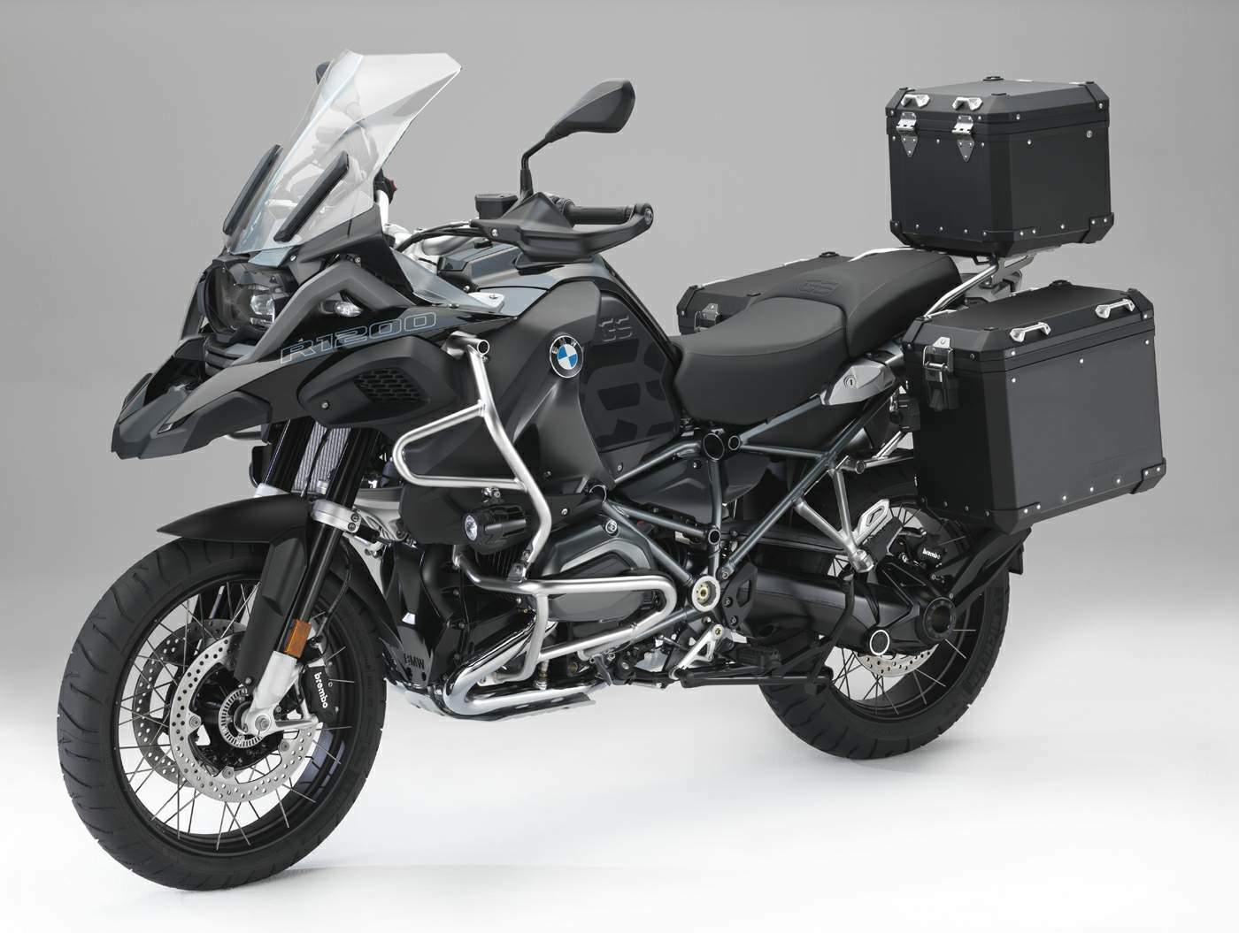 Мотоцикл BMW R 1200GS LC Adventure Black Edition 2018
