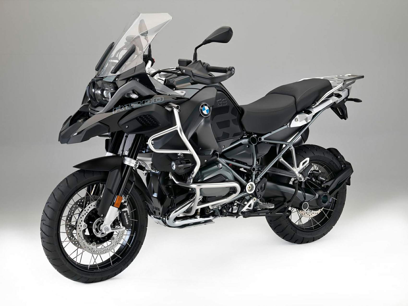 Мотоцикл BMW R 1200GS LC Adventure Triple Black 2017