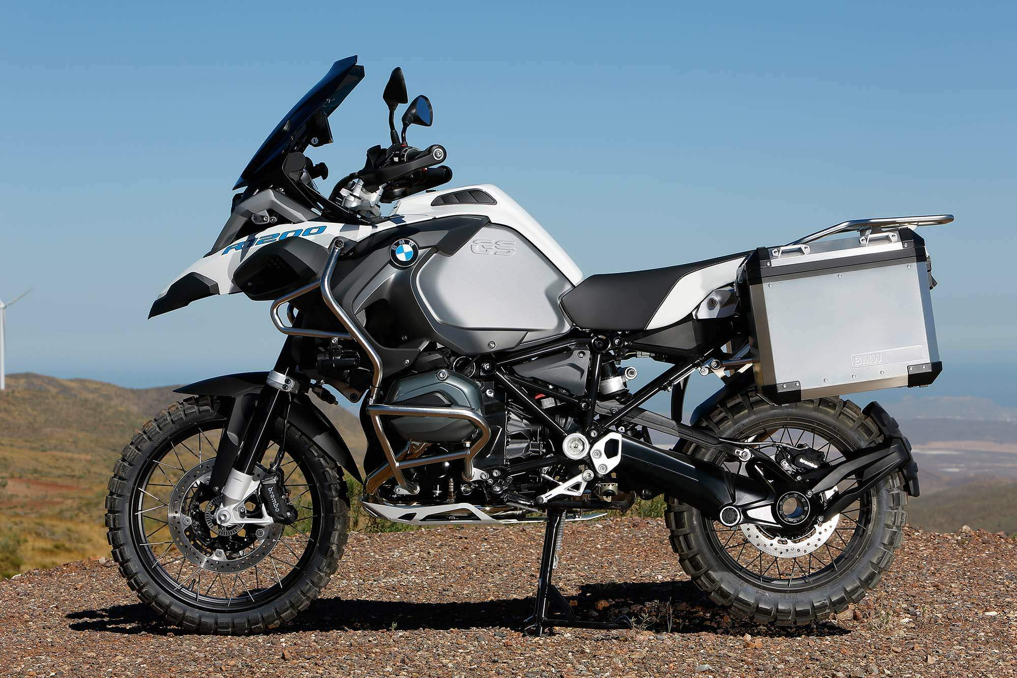 Мотоцикл BMW R 1200GS LC Adventure 2015