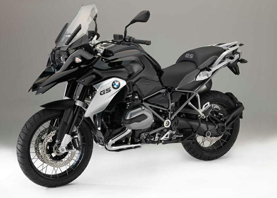 Мотоцикл BMW R 1200GS LC Triple Black Special Edition 2016
