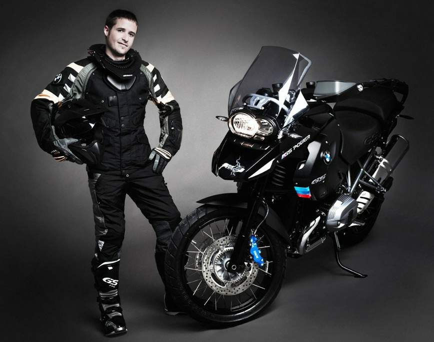 Мотоцикл BMW R 1200GS Tom Luthi Limited Edition 2012