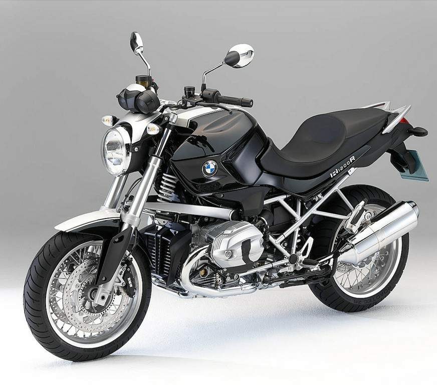 Мотоцикл BMW R 1200R Classic
