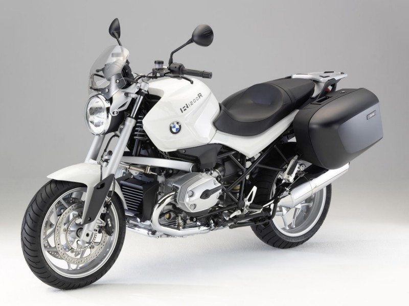 Мотоцикл BMW R 1200R Touring Special 2010