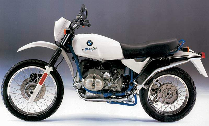 Мотоцикл BMW R 80GS Basic 1996